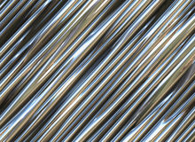 Metal abstract liquid striped texture backgrounds Royalty Free Stock Images