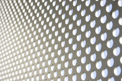 Metal abstract pattern Royalty Free Stock Images