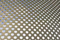 Metal abstract pattern. Which can be use as background in design Royalty Free Stock Image
