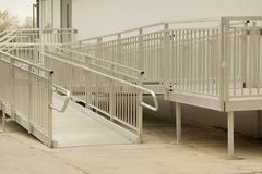 Access Ramp Royalty Free Stock Photography
