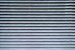 Metal air vent background texture in horizontal pattern Royalty Free Stock Photography