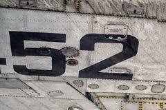 Metal aircraft Royalty Free Stock Photos