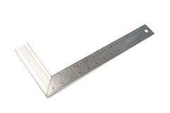 Metal angle Royalty Free Stock Image