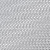 Metal anti slip semi circle. Illustration of an abstract anti slip metal surface with a semi circle design Stock Image