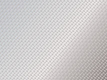 Metal anti slip space. Illustration of an abstract background showing a metal plate Royalty Free Stock Image
