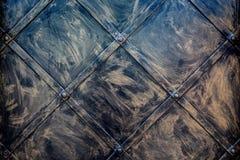 Metal aplicado con brocha Fotografía de archivo