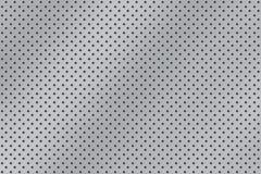 Metal aplicado con brocha - punteado Fotos de archivo