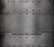 Metal armour Stock Photos