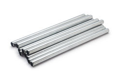 Metal as tubulações Imagens de Stock Royalty Free
