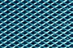 metal błękitny tekstura Zdjęcia Royalty Free