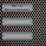 Metal background 1 Stock Photo