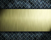 Metal background Royalty Free Stock Photo