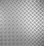 Metal Background. Polished diamond surface. Steel pattern Stock Images
