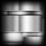Metal background Stock Photo