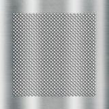 Metal background Stock Image