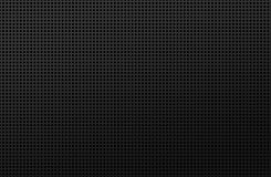 Metal background abstract with back holes Royalty Free Stock Image