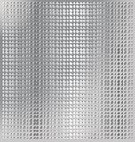 Metal background cell. Metallic background - texsture silver metal circles Stock Photo