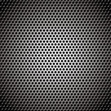 Metal background circle Stock Photos
