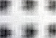 Metal background with circles Royalty Free Stock Photo