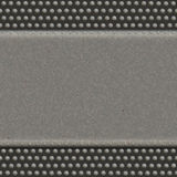 Metal background with dots Royalty Free Stock Photo