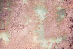 Metal background. Grunge metal texture background. Old painted rusty surface Royalty Free Stock Images