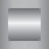 Metal background illustration Royalty Free Stock Photo