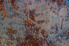 Metal background with old texture Stock Images