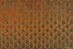 Metal background. Metal plate background texture close up Stock Photo