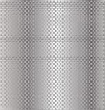 Metal background rectangler Stock Photography