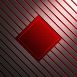Metal background. Red brushed metal textures background Royalty Free Stock Image