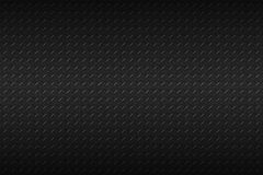Metal background. Seamless black metal background texture Royalty Free Stock Photos