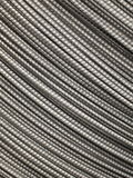 Metal Background - Steel wire cable Stock Photos Stock Images