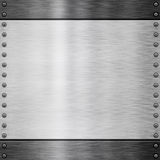 Metal background texture Royalty Free Stock Images