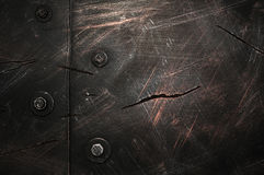 Metal background texture Stock Photography