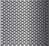 Metal background. Metal texture. Vector background. Line shape Stock Photos