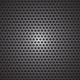 Metal background vector illustration Royalty Free Stock Photography