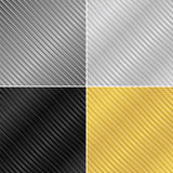Metal backgrounds Stock Photos