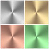 Metal Backgrounds Royalty Free Stock Images