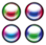 Metal Ball Stock Image