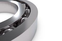 Metal ball bearing Stock Photography