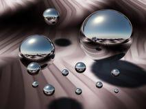 Free Metal Balls Royalty Free Stock Image - 61630906