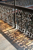 Metal Balustrade Stock Images