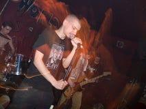 Metal band live Stock Photos
