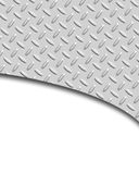 Metal banner Stock Images