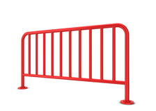 Metal barrier Stock Photos