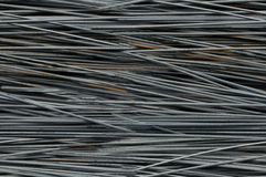 Metal bars armature pattern Stock Image
