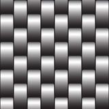 Metal bars seamless pattern Royalty Free Stock Photography
