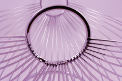 wire basket Royalty Free Stock Photo