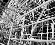 Metal beams texture royalty free stock images