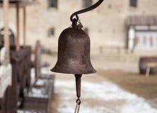 Metal bell Royalty Free Stock Image